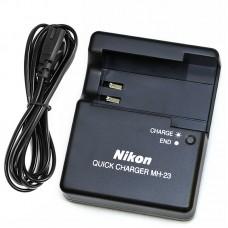Зарядное устройство Nikon MH-23 ДЛЯ EN-EL9, EN-EL9a / D40, D40X, D60,  D3000, D5000.