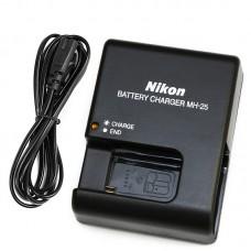 Зарядное устройство Nikon MH-25A ДЛЯ EN-EL15 /D600, D610, D7000, D7100, D750, D800, D800e, Nikon 1V1