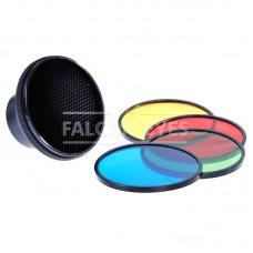 Цветные фильтры Falcon Eyes SSA-HC (для вспышек SS)
