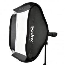 Софтбокс для накамерных вспышек Godox SFUV5050 50x50 см