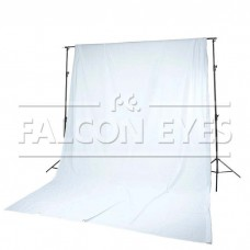 Фон тканевый Falcon Eyes FB-14 FB-3060 белый (бязь) 3x6 м