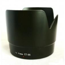 Бленда ET-86 для объектива Canon EF 70-200mm f/2.8L IS USM Черная
