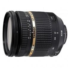Объектив TAMRON SP AF 17-50мм F2.8 XR Di II VC (со стабилизатором) LD Aspherical [IF] для Nikon (с блендой)
