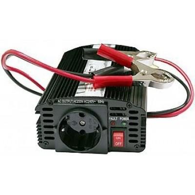 Автомобильный инвертор (преобразователь) напряжения 12В -> 220В, модифицированная синусоида AcmePower DS400