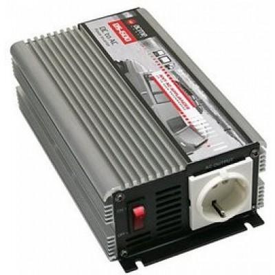 Автомобильный инвертор (преобразователь) напряжения 12В -> 220В, модифицированная синусоида AcmePower DS600