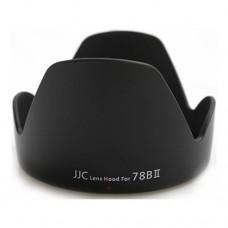 Бленда JJC LH-78D для объектива Canon EF 28-200mm, EF-S 18-200mm (EW-78D)
