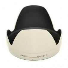 Бленда JJC LH-83G(W) для объектива Canon EF 28-300mm f/3.5-5.6L IS USM, белая (EW-83G)