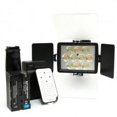 Накамерный свет Professional Video Light LED-1030A