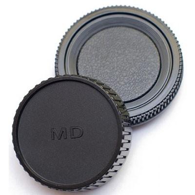 Комплект JJC L-R3 для Minolta: крышка для корпуса фотоаппарата + задняя крышка для объектива