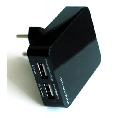 Сетевой USB адаптер питания AcmePower AP AV-23 2xUSB