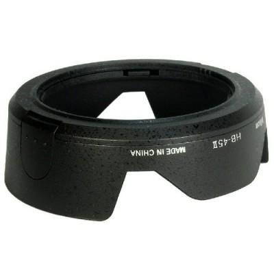 Бленда для Nikon HB-45II для объектива Nikon AF-S DX NIKKOR 18-55mm f/3.5-5.6G VR
