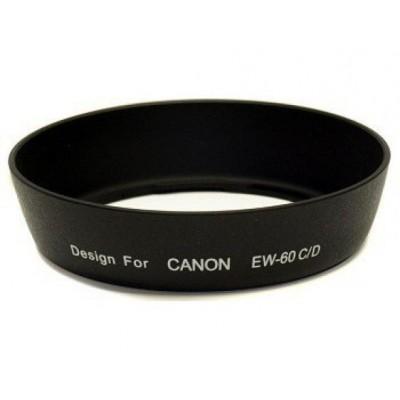 Бленда Flama JCEW-60 для объектива Canon EF 24mm f/2.8