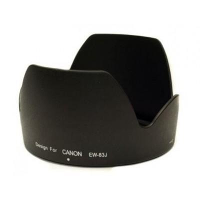 Бленда Flama JCEW-83J для объектива Canon EF-S 17-55mm f/2.8 IS USM