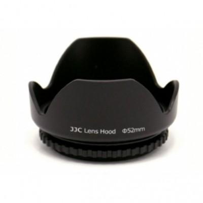Бленда JJC LS-52 пластиковая для объектива 52mm
