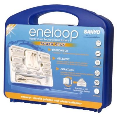 Набор аккумуляторов SANYO Eneloop Power Pack