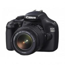 Зеркальный фотоаппарат Canon EOS 1100D Kit 18-55 IS II