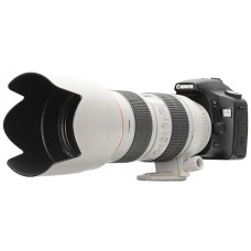 Бленда ET-87 для объектива Canon EF 70-200 L IS II USM (белая)