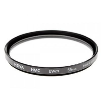Ультрафиолетовый фильтр HOYA UV(C) HMC 55mm