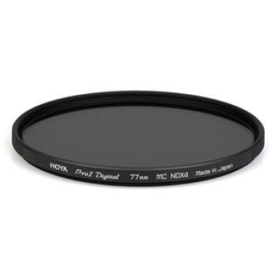 Нейтрально-серый фильтр HOYA ND4 PRO1D 77mm