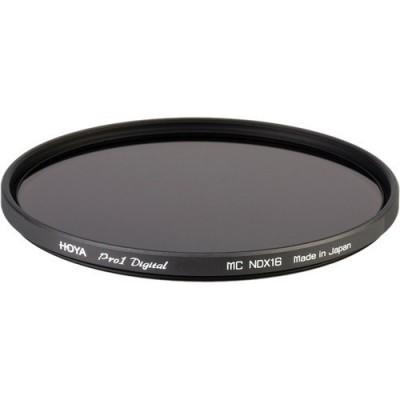 Нейтрально-серый фильтр HOYA ND16 PRO1D 62mm