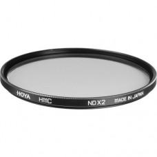 Нейтрально-серый фильтр HOYA NDx2 HMC 77mm