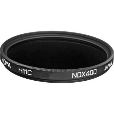 Нейтрально-серый фильтр HOYA ND400 HMC 58mm