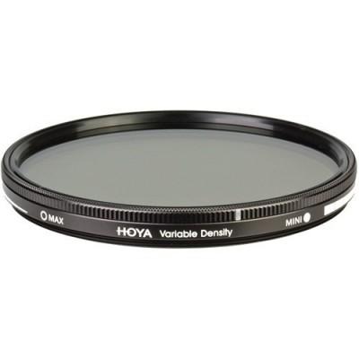 Нейтрально-серый фильтр переменной плотности HOYA Variable Density 55mm