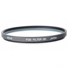 Смягчающий фильтр HOYA Fog (B) 58mm