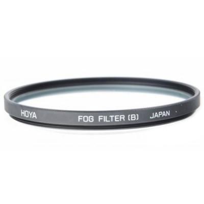 Смягчающий фильтр HOYA Fog (B) 62mm