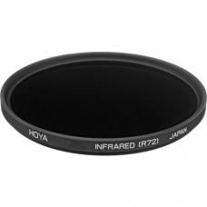 Инфракрасный фильтр HOYA Infrared R72 82mm
