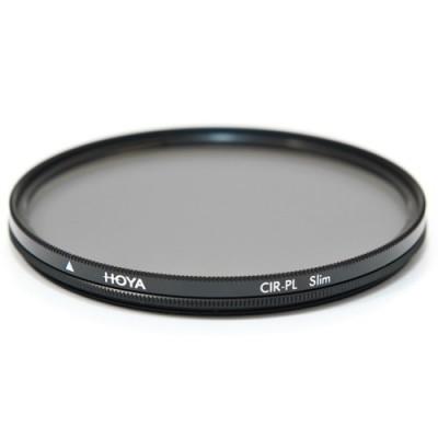 Поляризационный фильтр HOYA PL-CIR TEC SLIM 62mm