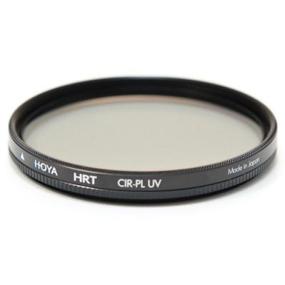 Поляризационный фильтр HOYA HRT CIR-PL UV 55mm