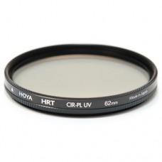 Поляризационный фильтр HOYA HRT CIR-PL UV 62mm