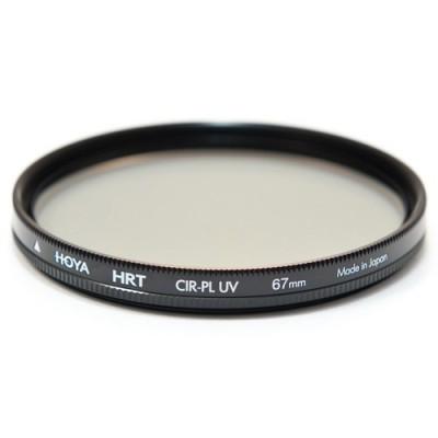 Поляризационный фильтр HOYA HRT CIR-PL UV 67mm