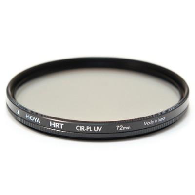 Поляризационный фильтр HOYA HRT CIR-PL UV 72mm