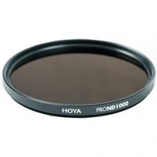 Нейтрально-серый фильтр HOYA PRO ND1000 49mm
