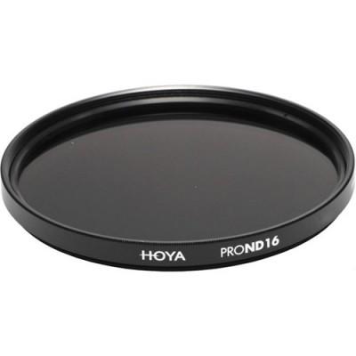 Нейтрально-серый фильтр HOYA PRO ND16 49mm