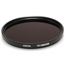 Нейтрально-серый фильтр HOYA PRO ND200 49mm