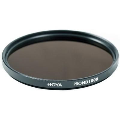 Нейтрально-серый фильтр HOYA PRO ND1000 55mm