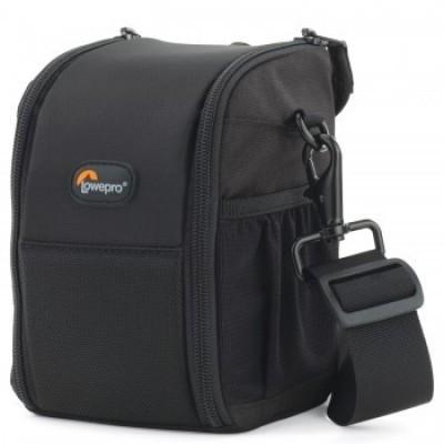 Чехол для объектива Lowepro S&F Lens Exchange Case 100 AW Black