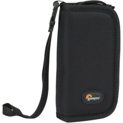 Чехол для карт памяти Lowepro S&F Memory Wallet 20 Black