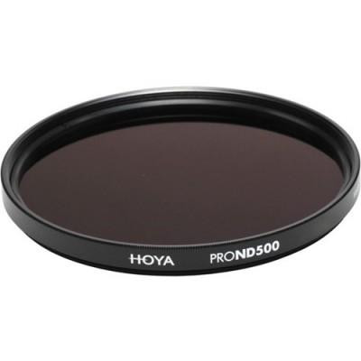 Нейтрально-серый фильтр HOYA PRO ND500 62mm