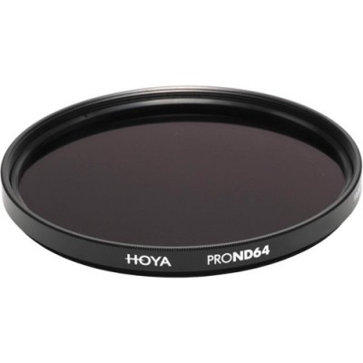 Нейтрально-серый фильтр HOYA PRO ND64 72mm