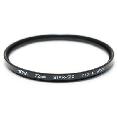 Звездный фильтр HOYA STAR-SIX 72mm