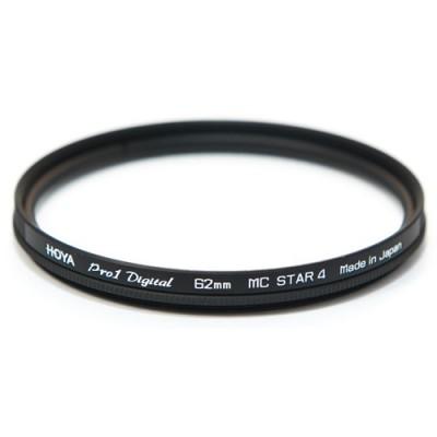 Звездный фильтр HOYA STAR-4 Cross Screen PRO1D 62mm