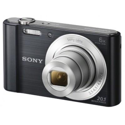 Компактный фотоаппарат SonyCyber-shot DSC-W810-Black
