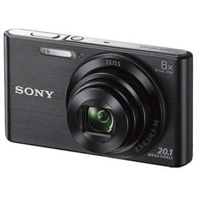 Компактный фотоаппарат  SonyCyber-shot DSC-W830-Black