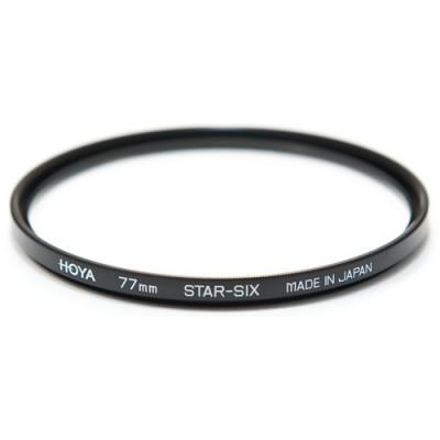 Звездный фильтр HOYA STAR-SIX 77mm