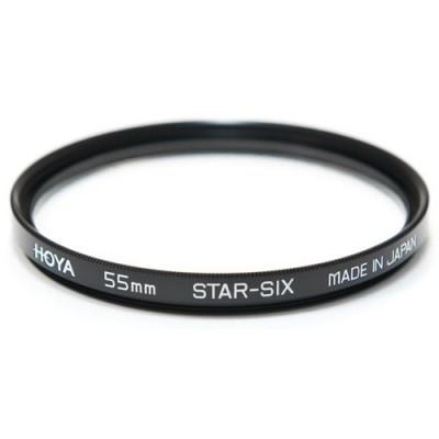Звездный фильтр HOYA STAR-SIX 55mm