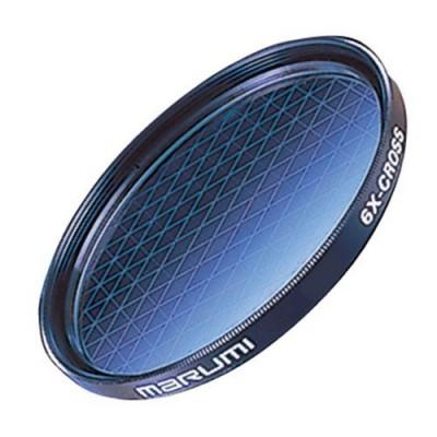 Лучевой фильтр Marumi 6XCross 62mm